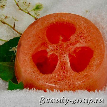 Рецепт антицеллюлитного мыла с люфой