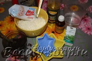 Мыло ручной работы: мастер класс
