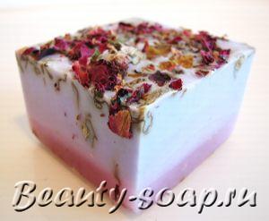 Рецепт мыла «Земляничная нежность»