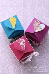 """Упаковка с сердечками для """"ручного"""" мыла"""