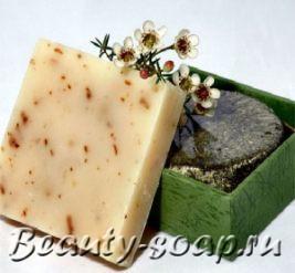 Рецепт лечебного мыла с листьями Эвкалипта
