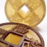 """Фото скульптурного мыла """"Японская монета"""""""