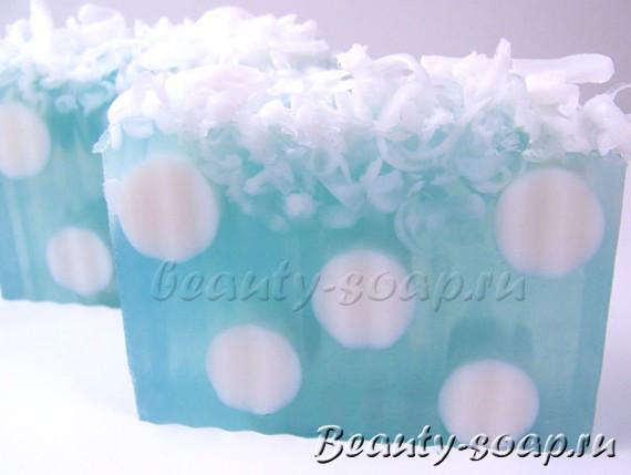 Фотографии «Новогоднего» мыла ручной работы