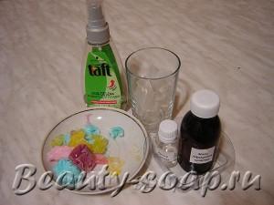 Что можно сделать из остатков мыла