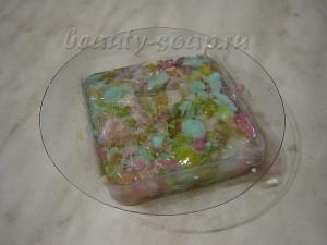 Варим мыло из остатков
