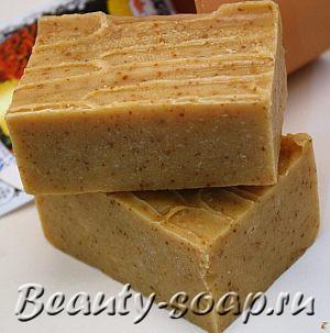 Рецепт оздоравливающего мыла с медом