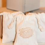 Мешочек для мыла, сделанного своими руками