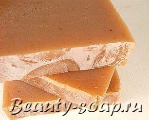 Рецепт мыла с розовой глиной