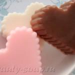 Мыло на День Святого Валентина