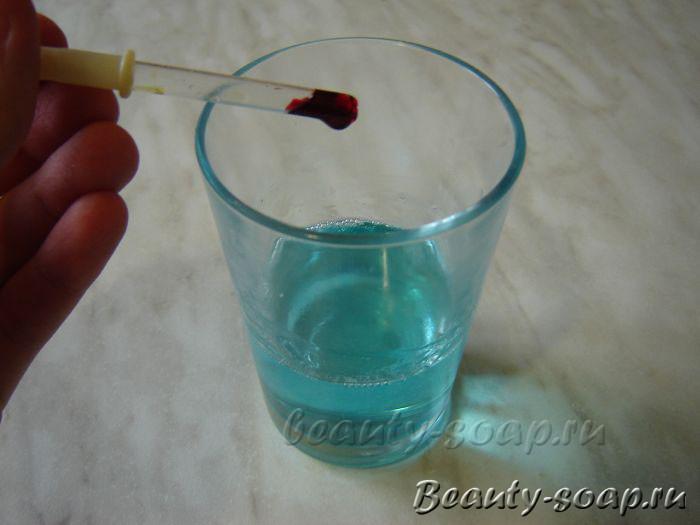 Пищевой краситель для мыла своими руками фото 804
