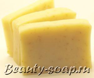 Рецепт мыла «Медово-апельсиновое настроение»