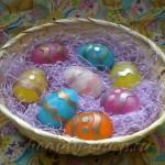 Мыльца в форме яиц