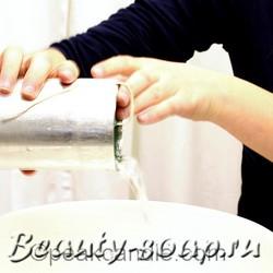 Мастер-класс: свечи ручной работы