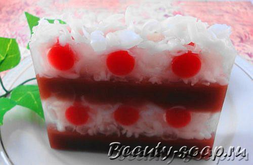 Мыло-торт, картинки