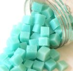 Мыльный сахарный скраб для тела