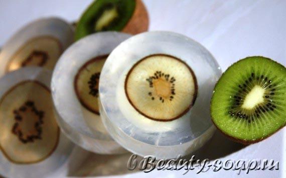 Как сделать фруктовое мыло