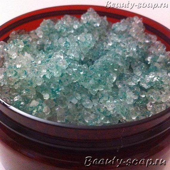 Делаем соль для ваной своими руками