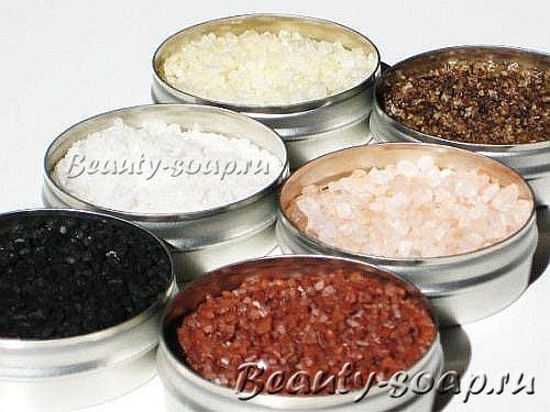 Соль для мыла