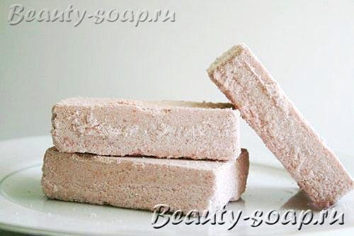Рецепт мыла с солью