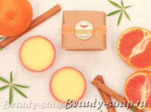 Мыло с фруктами