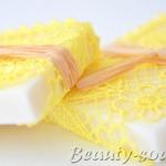 Красивое подарочное мыло — идеи!