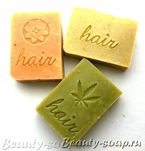 Как сделать твердый шампунь для волос