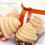 Ванильные пироженые