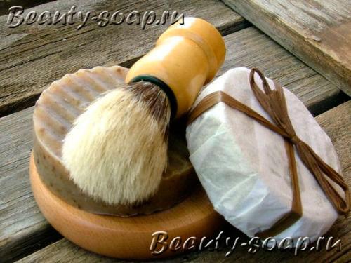 Рецепт мыла для бритья