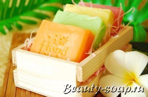 Сувенирное мыло ручной работы, фото