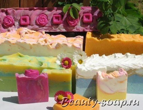 уникальный дизайн мыла