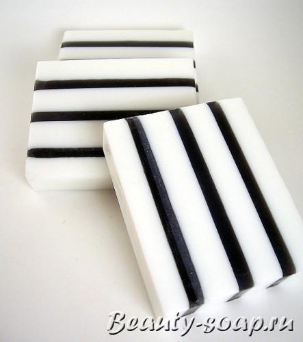 черно-белое изделие